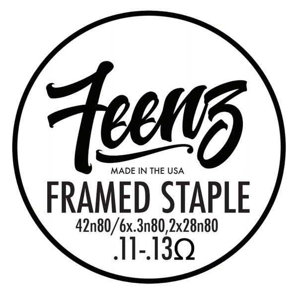Image of Framed Staple