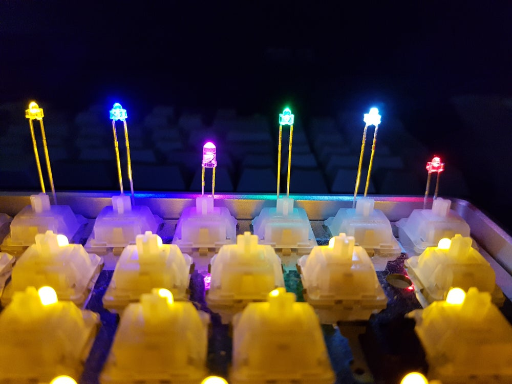 Image of In-Switch LEDs (50-Pack)