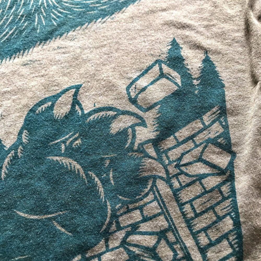 T-Shirt: The Monster!
