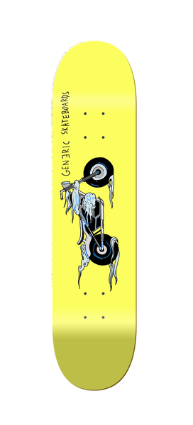 "Image of ""Motorcycle"" Board"