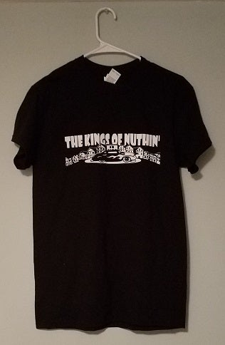 Image of Kings of Nuthin - Black Eyes, Bad Luck and Bad Tattoos shirt