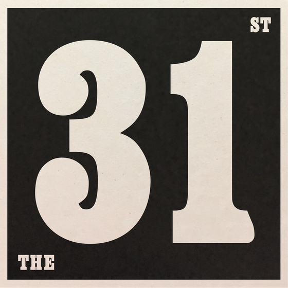 "Image of LCMR-015 THE 31ST - THE 31ST 12"" EP"