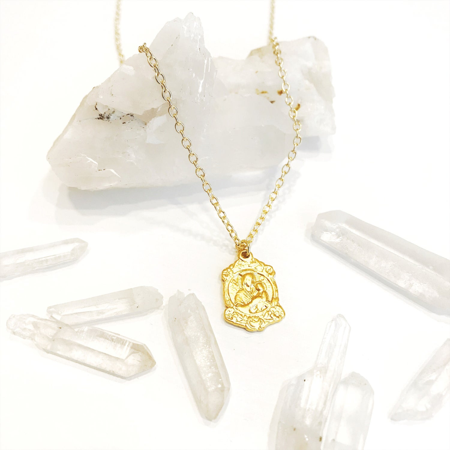 Image of Protected Pendant