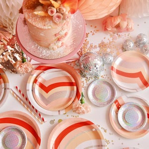Image of Peachy Vibes Large Plates