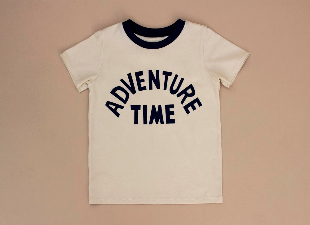 Image of Adventure Time T-shirt organic