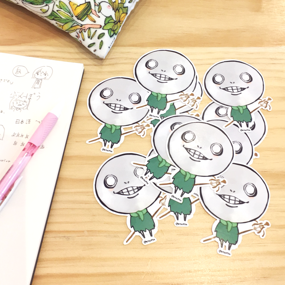 Image of Emil Stickers
