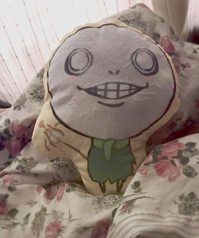 Image of Emil Plush Pillow