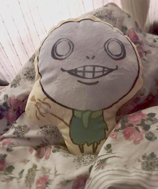 Image of Emil Plush Pillow