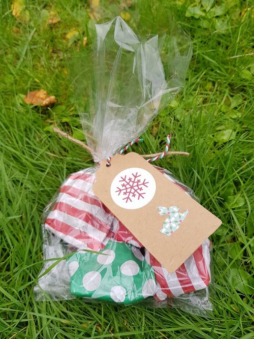 Image of Healthy Munchy Treat Parcels