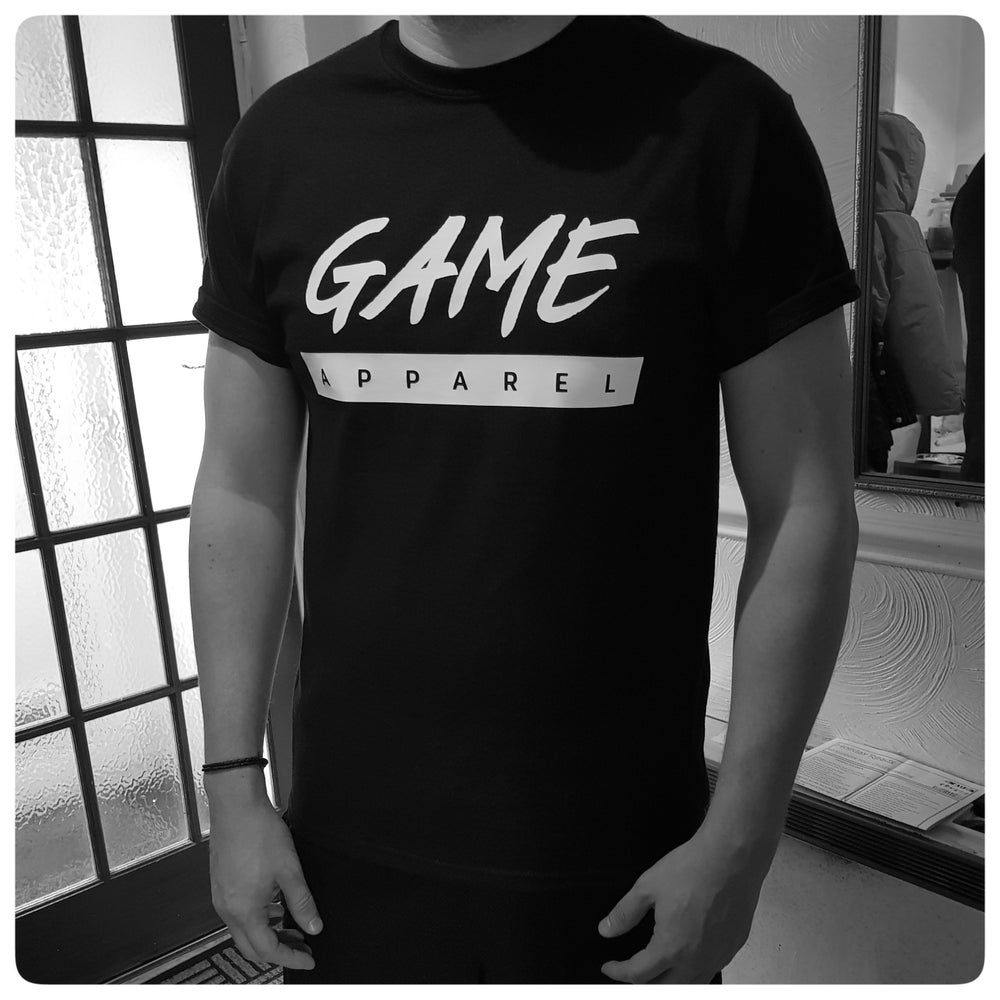 Image of Debut Tee in Black
