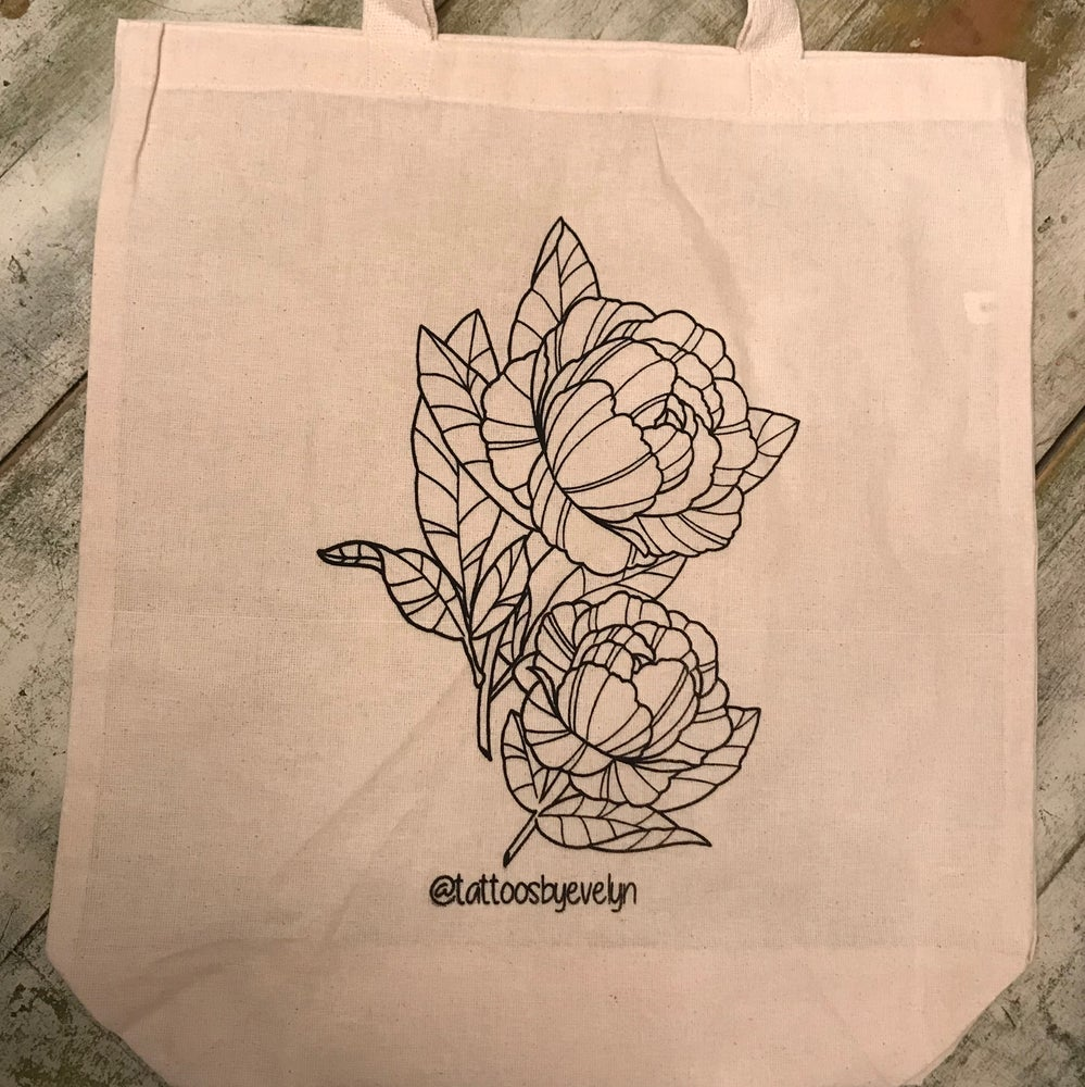 Image of Peony Tote