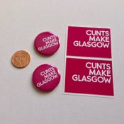 Image of CMG BUTTON BADGES