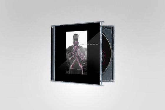 Image of illiterate - whatifthenwhat CD