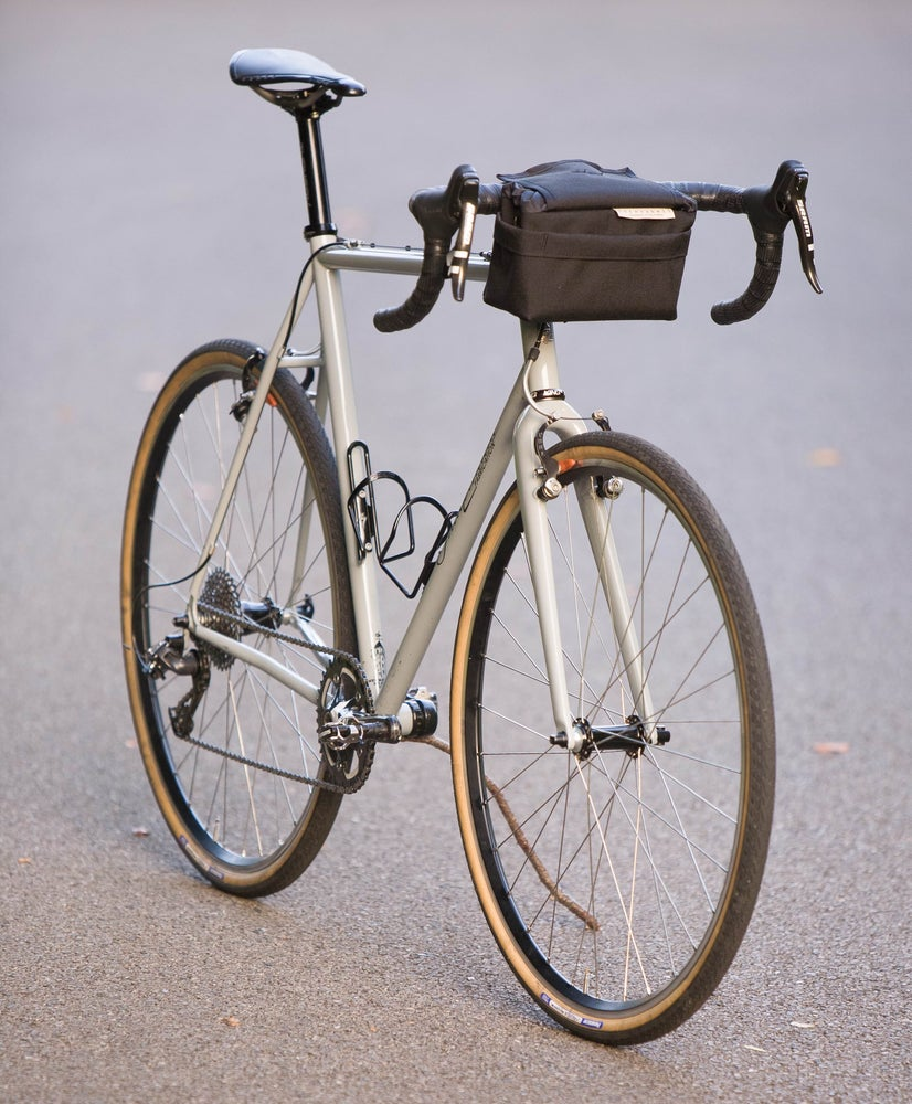 Image of Outer Shell Drawcord Handlebar Bag