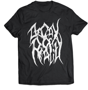 Image of DECAY OF REALITY t-shirt (black)