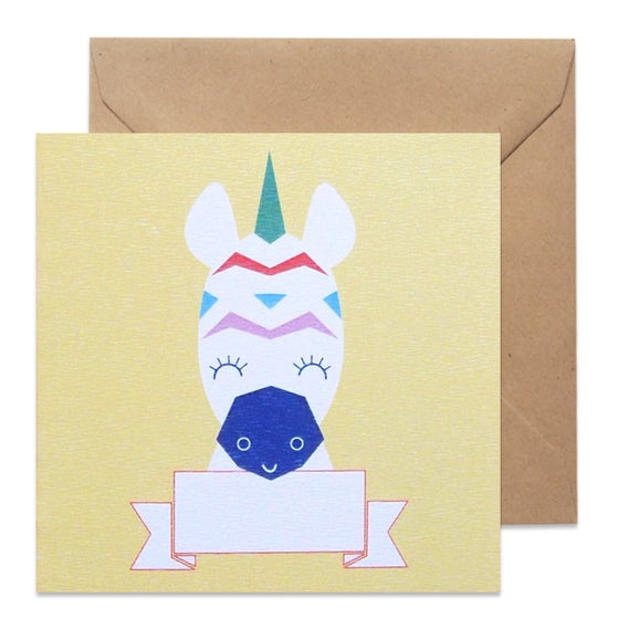 Image of Carte Licorne