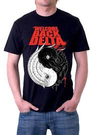 Image of Welcome Back Delta Sucker T-shirt