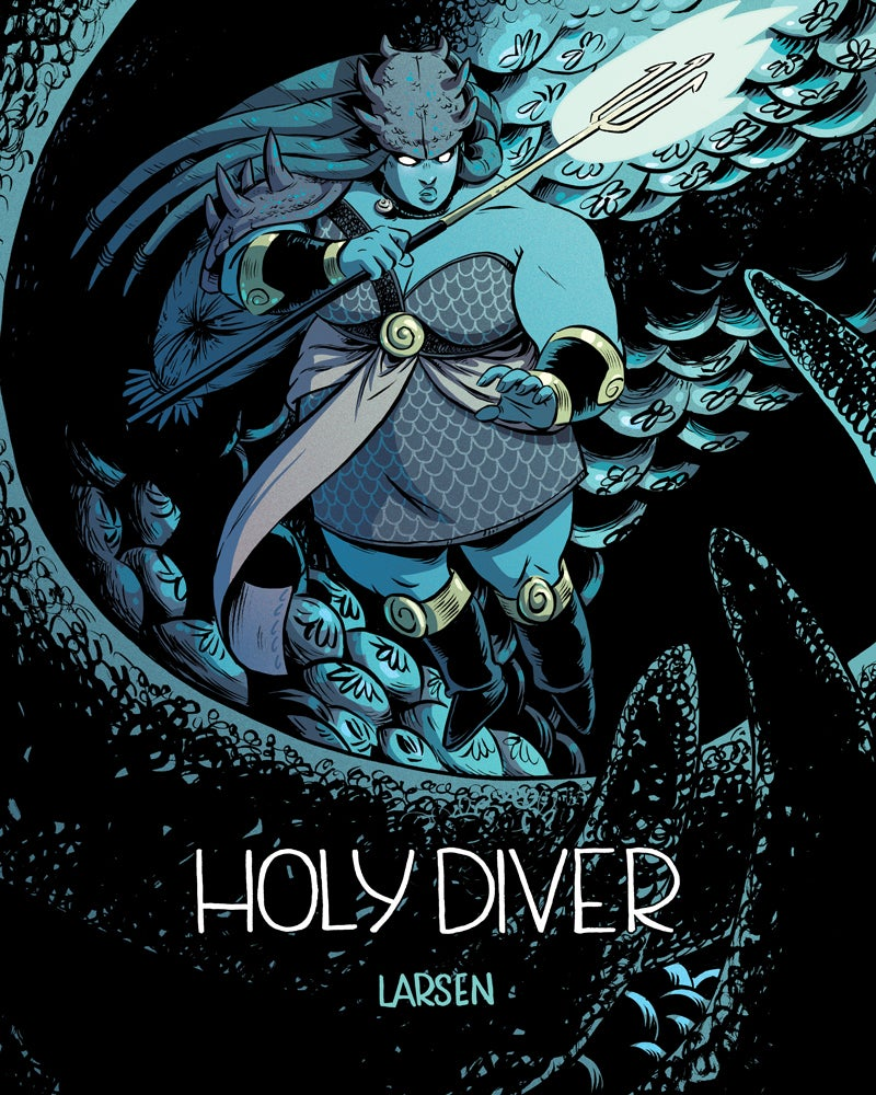 Image of Holy Diver-2nd Printing preorder