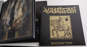 Image of Vassafor - Malediction CD