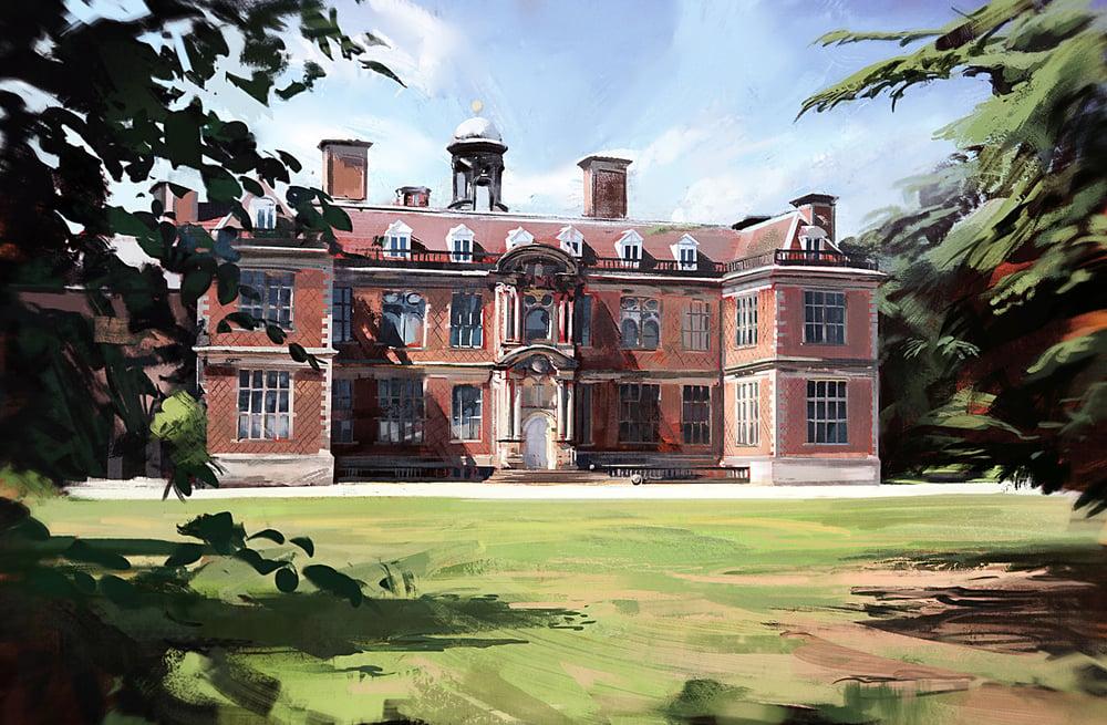 Image of Sudbury Hall