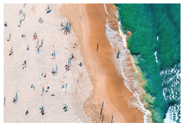 Image of I SPY WITH MY LITTLE EYE: Bondi Beach