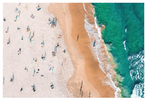 Image of I SPY WITH MY LITTLE EYE: Bondi Beach