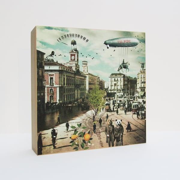 Image of Puerta del Sol