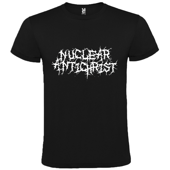 Image of Nuclear Antichrist (Logo) - T-shirt