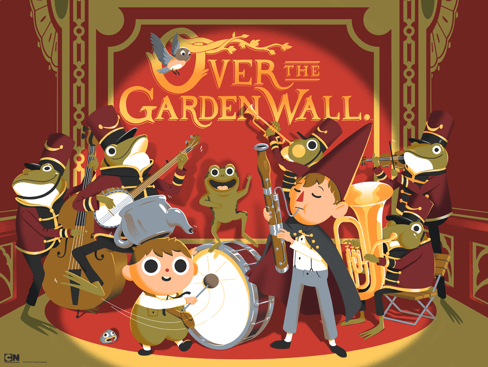 Image of Mondo - Over the Garden Wall