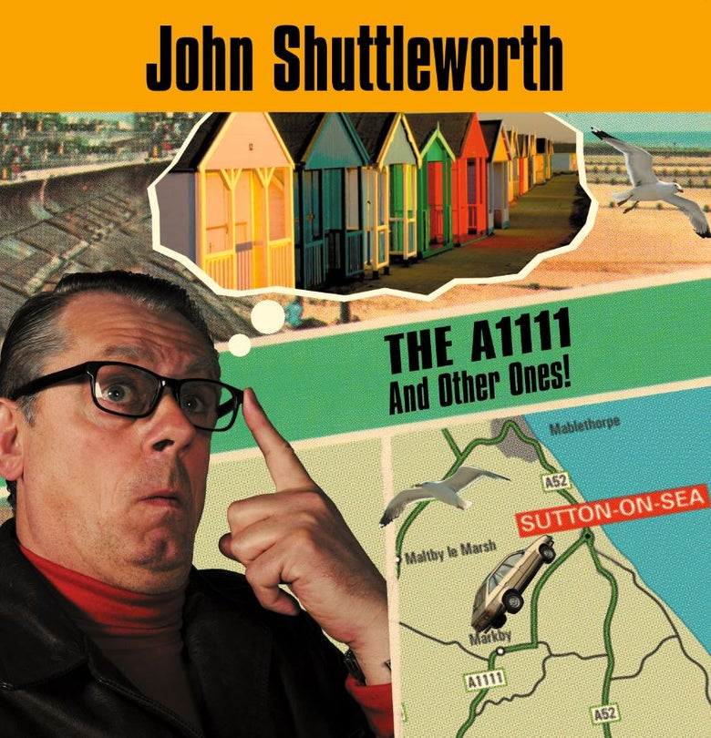 Image of John Shuttleworth - The A1111 And Other Ones! Double Vinyl LP (FRP2LP003)
