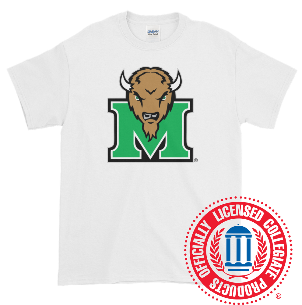Image of Marshall University™ Marco Logo T-Shirt (Multiple Colors Available)