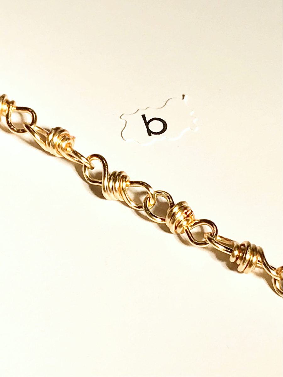 Image of Copper Necklace Loop Type B