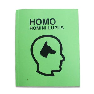 Image of homo homini lupus