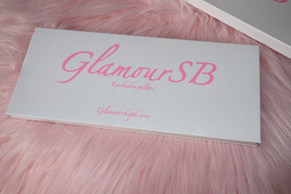 Image of GlamourSB Eyeshadow Palette