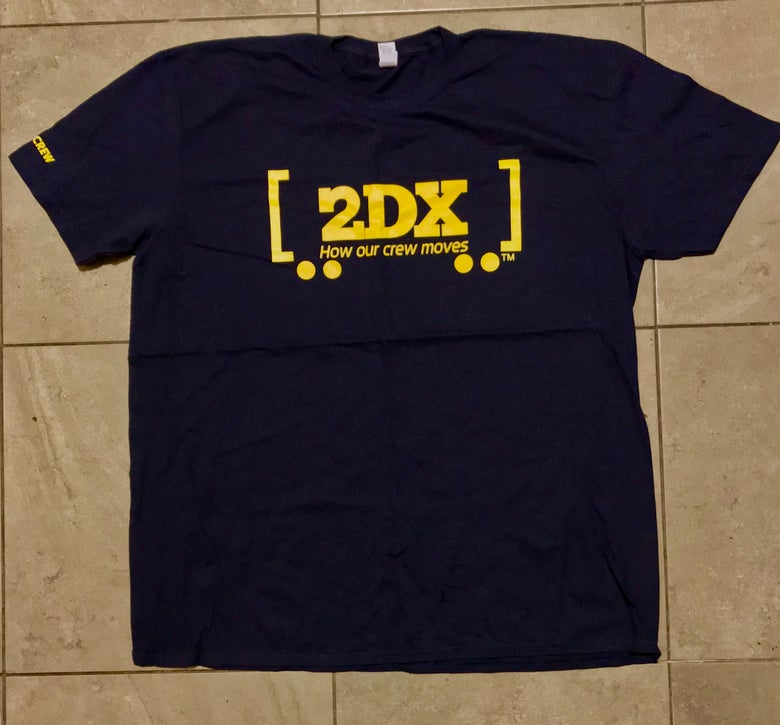 Image of CSX - 2DX t-shirt