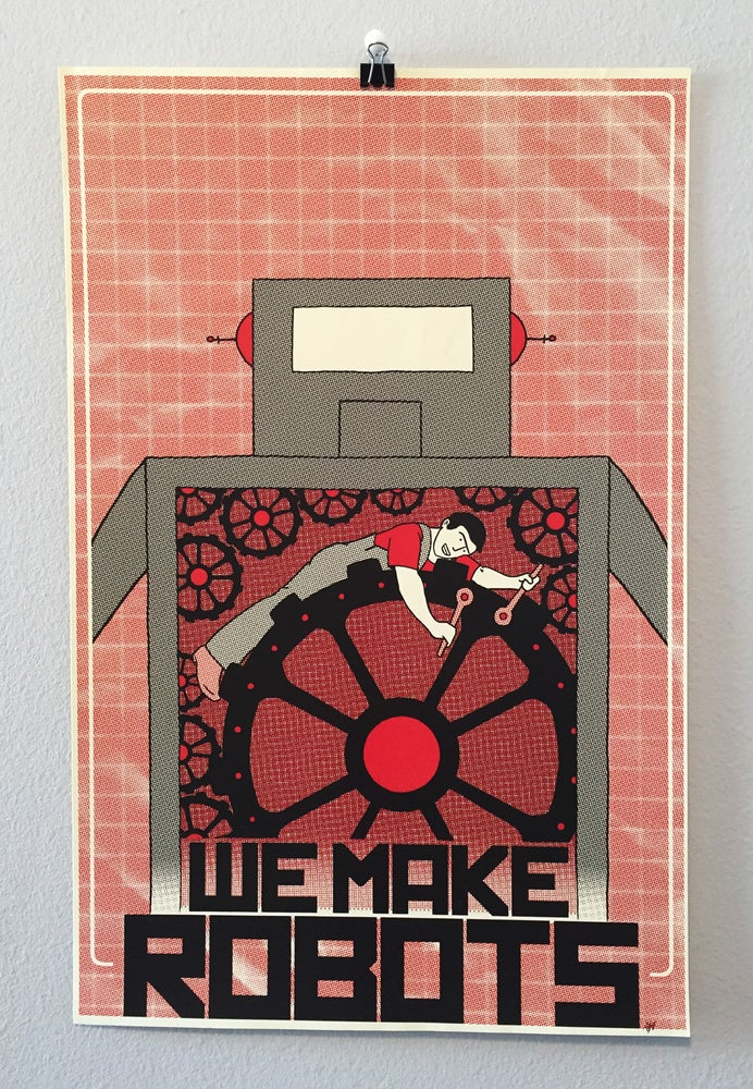 Image of We Make Robots
