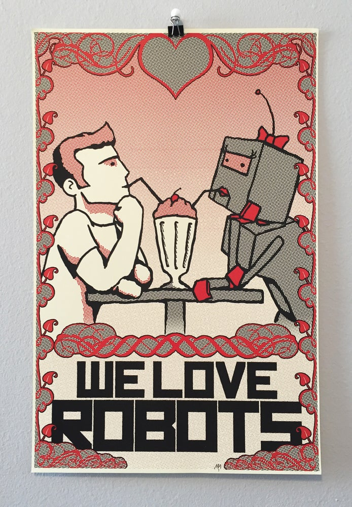 Image of We Love Robots