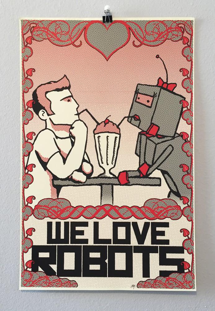 Image of We Love Robots