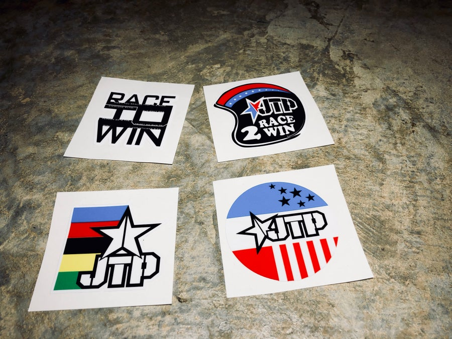 Image of JTP STICKERS