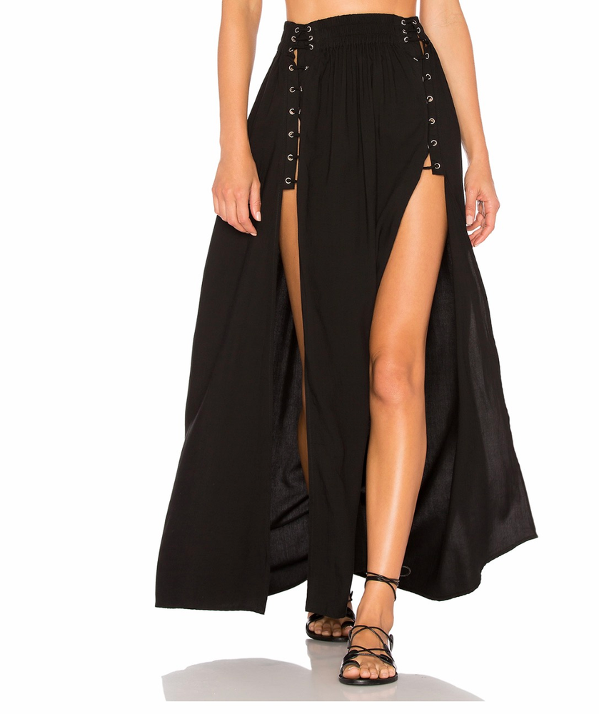 Image of Tie me Up Skirt