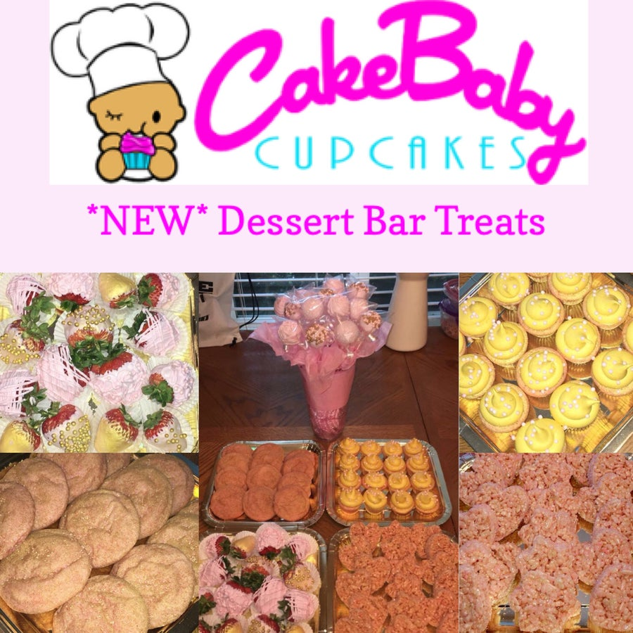 Image of *NEW* Dessert Bar Treats