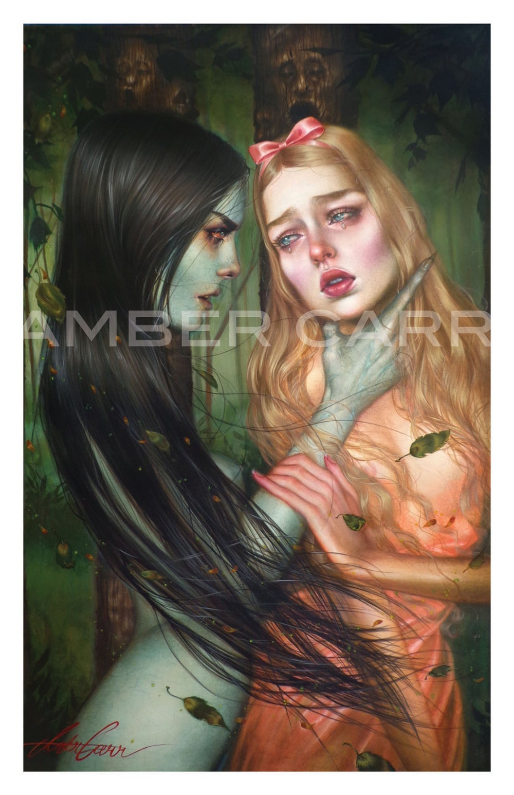 "Image of ""Witch in the Woods"" 11"" x 17"" Print"