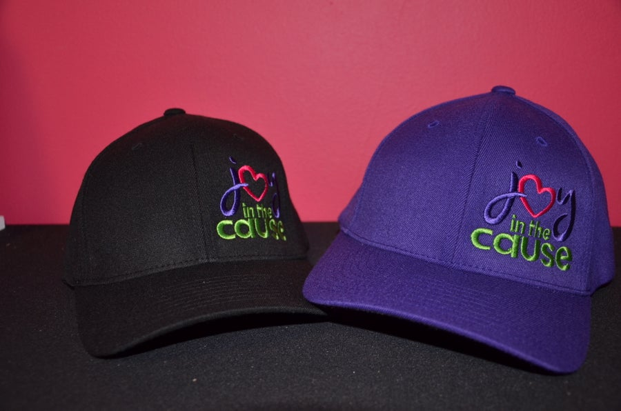 Image of NEW!  Joy In The Cause Logo Cap