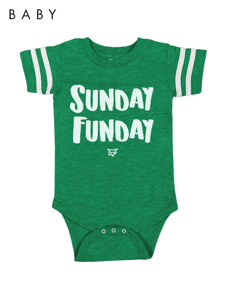 Image of Sunday Funday Infant Onesie