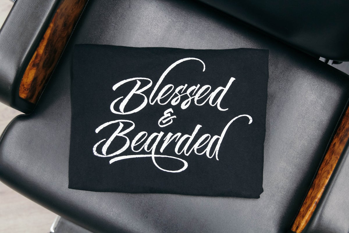 "Image of ""Blessed & Bearded"""
