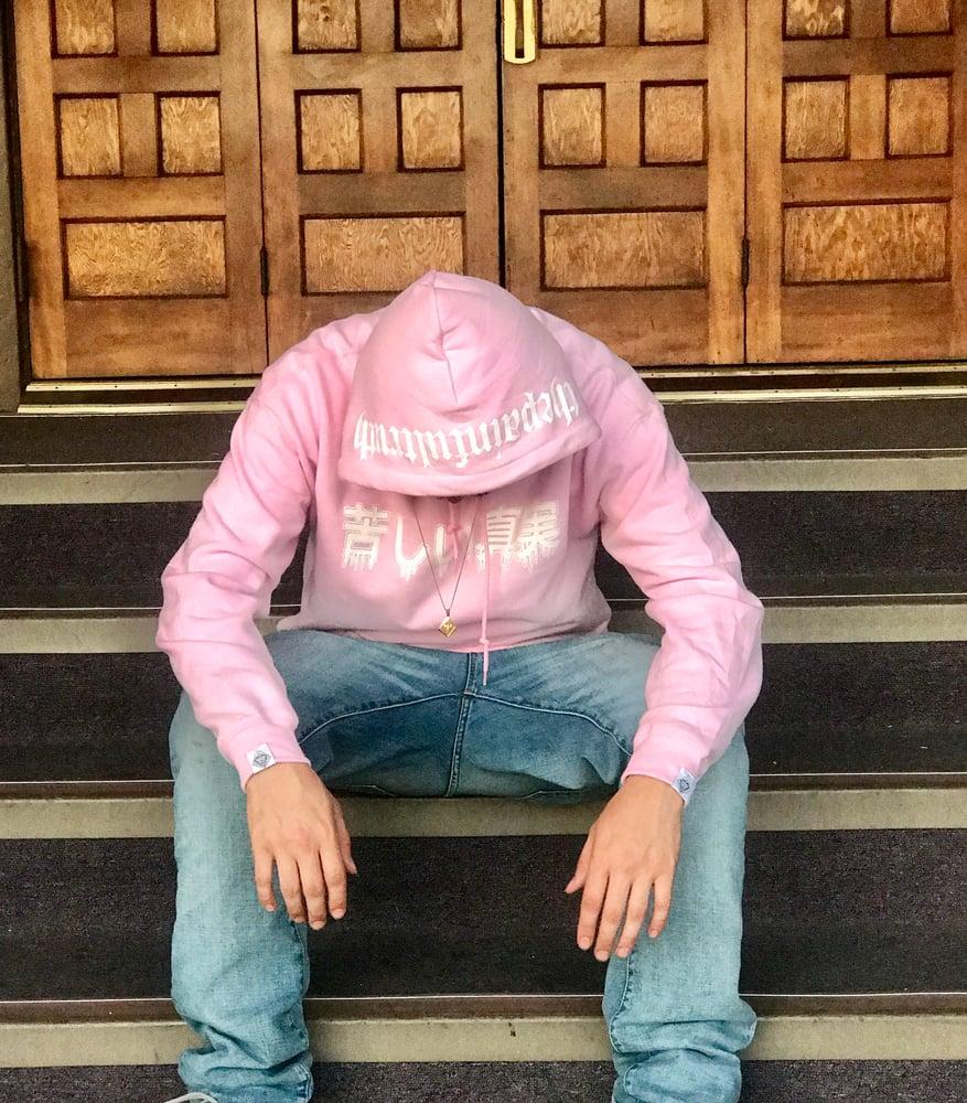 Image of TPT Japanese hoodie