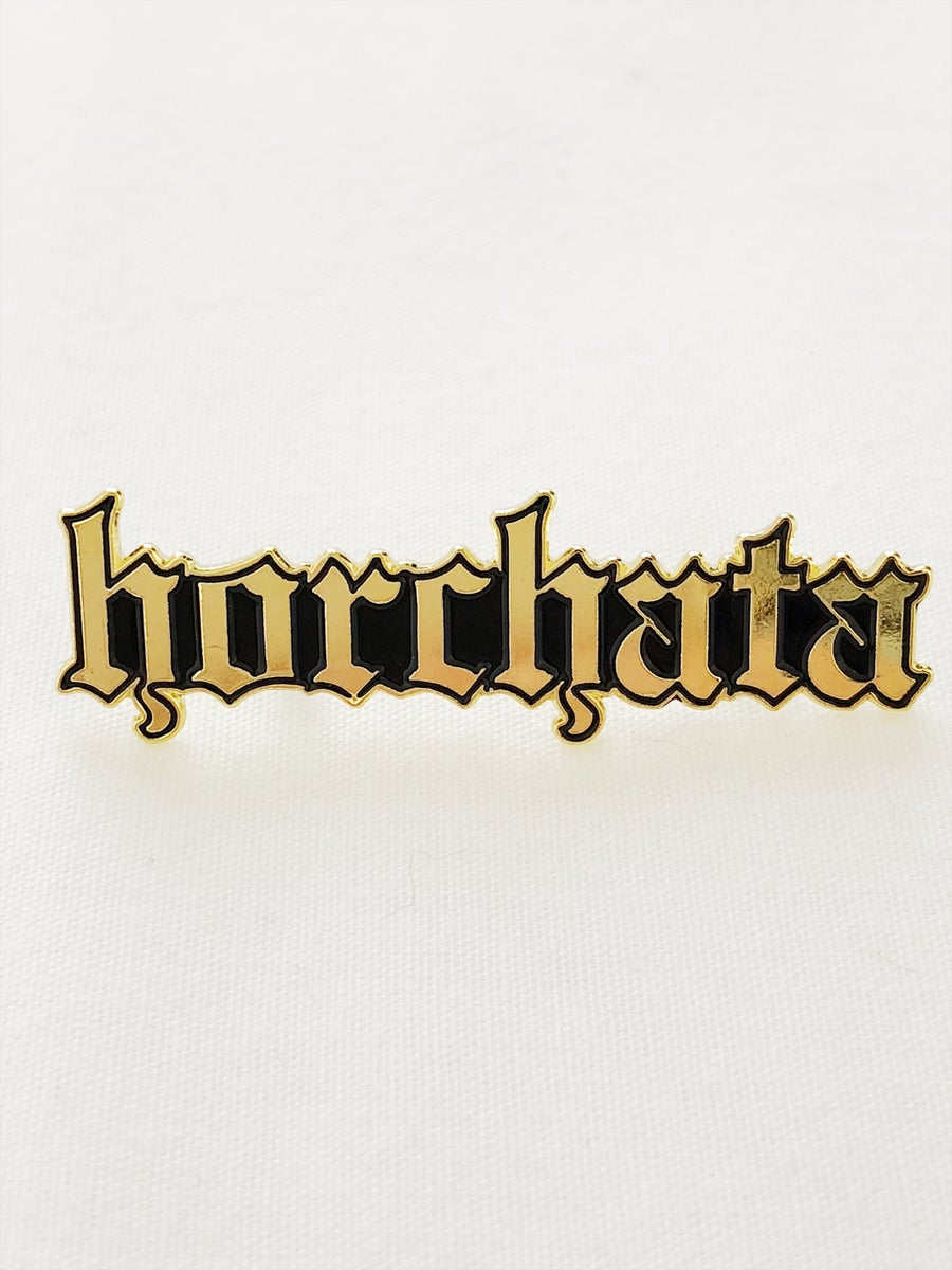 Image of Horchata Pin
