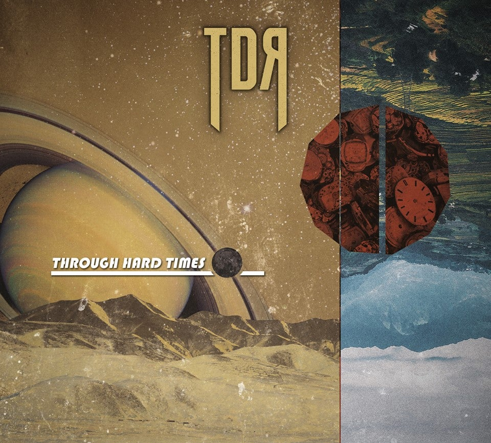 Image of TDR - Through Hard Times CD