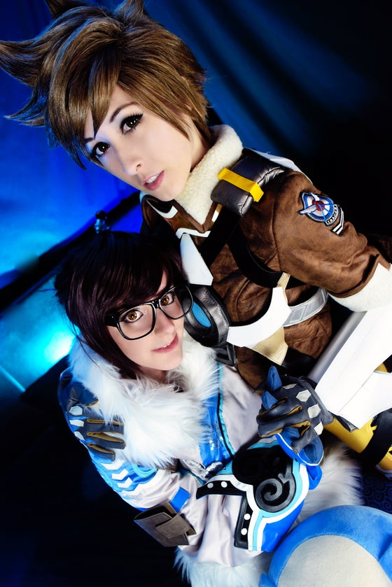 Image of Tracer x Mei Set