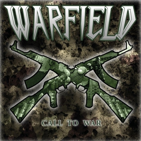 Image of Warfield - Call To War CDEP